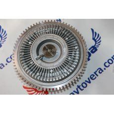 Муфта вязкостная (вязкомуфта) БЕЗ крыльчатки двигателя Cummins ISF2.8 №020005181, фото 1