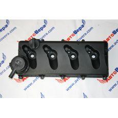 Крышка клапанного механизма двигателя Cummins -- Камминз ISF2.8 №5262617 / 5262618, фото 1