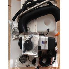 Воздушный отопитель LF Bros 5.5 кВт 24в дизель, фото 4