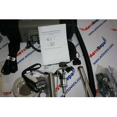 Воздушный отопитель Belief 5кВт 12В (бензин), фото 2