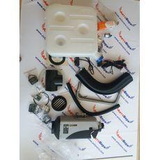 Воздушный отопитель LF Bros 5кВт 24в дизель, фото 2