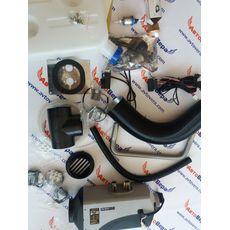 Воздушный отопитель LF Bros 5кВт 24в дизель, фото 4