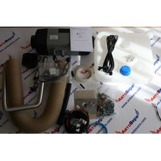 Воздушный отопитель Belief 5кВт12В (дизель), фото 3