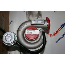 Турбокомпрессор (турбина) Holset HE200WG двигателя Cummins -- Камминз ISF2.8, фото 1