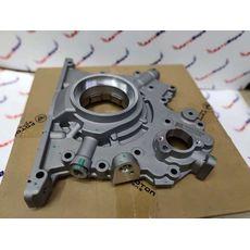 Крышка двигателя передняя (с масл. насосом) Cummins ISF3.8 5263095, 4980122, 5267073, 5302892, фото 1