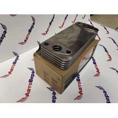 Теплообменник масляный (масляный охладитель) Cummins ISF3.8 4990291, фото 2