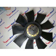 Муфта вязкостная / вискомуфта с вентилятором двигателя Cummins -- Камминз 4ISBe / 6ISBe, фото 2