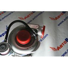 Турбокомпрессор (турбина) Holset HE211W двигателя Cummins  ISF3.8 Евро-3  3774193, фото 1