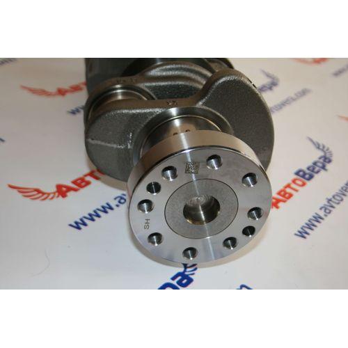 Вал коленчатый (коленвал)двигателя Cummins ISF 2.8, фото 2