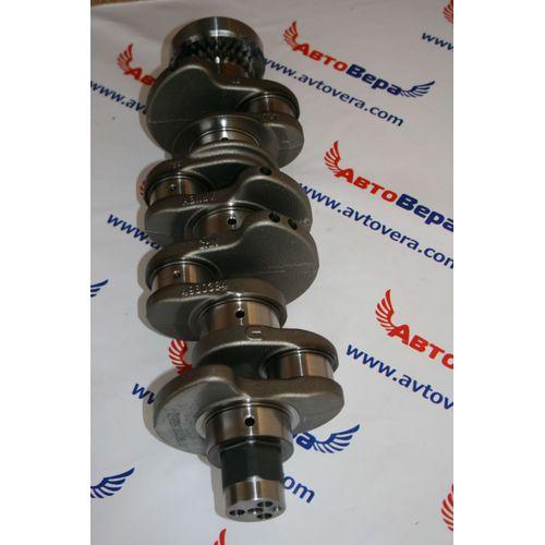 Вал коленчатый (коленвал)двигателя Cummins ISF 2.8, фото 4