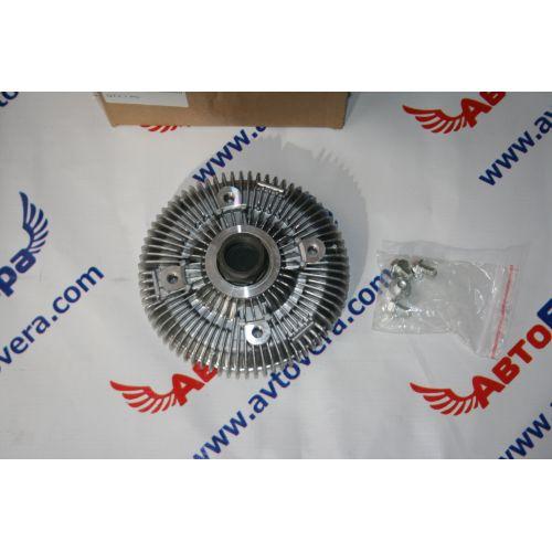 Муфта вязкостная (вязкомуфта) БЕЗ крыльчатки двигателя Cummins ISF2.8 №020005181, фото 3