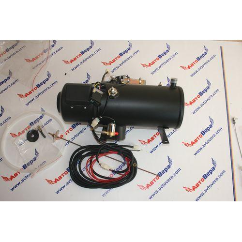 Жидкостный предпусковой отопитель Foton 16,3 кВт 24в дизель, фото 2