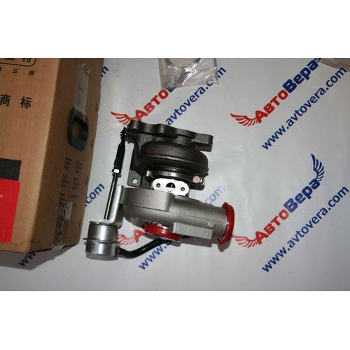 Турбокомпрессор (турбина) Holset HE200WG двигателя Cummins -- Камминз ISF2.8, фото 3