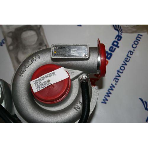 Турбокомпрессор (турбина) Holset HE200WG двигателя Cummins -- Камминз ISF2.8, фото 4