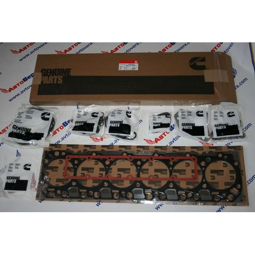 Ремкомплект верхний  (прокладки) 4955229 Камминз  Cummins 6 ISBe/QSB 6.7, фото 1