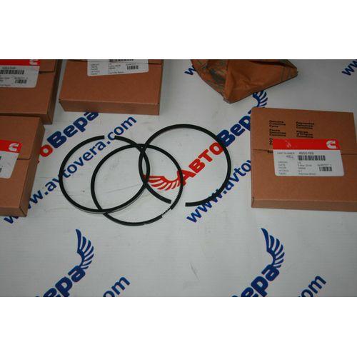 Кольца поршневые комплект двигателя Cummins -- ISBe / ISDe / QSB, фото 1