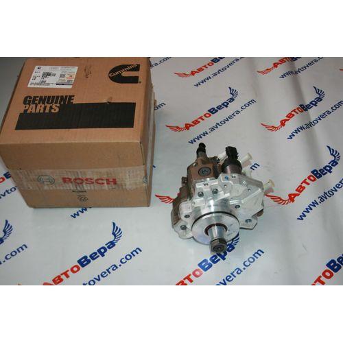Насос топливный высокого давления (ТНВД) Bosch двигателя Cummins ISF 3.8 Арт. 5256607 Валдай Камминз, фото 3