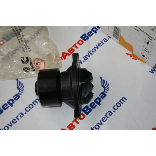 4891252 Насос водяной (помпа) для двигателей Камминз модели4ISB / 6 ISB / QSB, фото 4