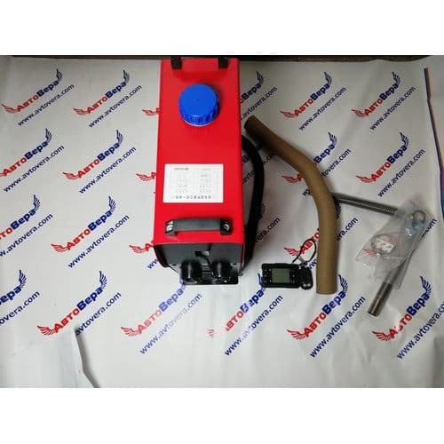 Автономный Отопитель на дизеле 5.5 кВт 12/24В, фото 3
