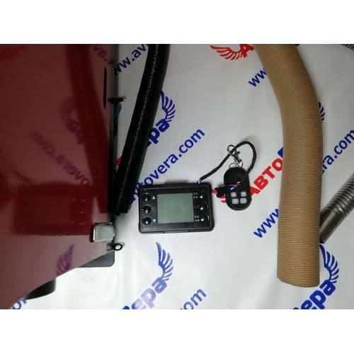 Автономный Отопитель на дизеле 5 кВт 12/24В, фото 4