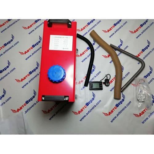 Автономный Отопитель на дизеле 5 кВт 12/24В, фото 1