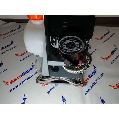 Воздушный отопитель LF Bros 5кВт 220В дизель (от электросети), фото 7