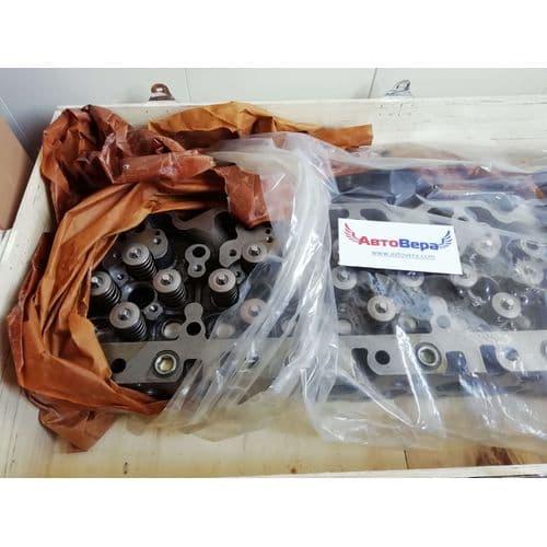 Головка блока цилиндров двигателя Cummins -- Камминз ISBe / 6ISBe / 6ISDe / QSB 6.7, фото 3