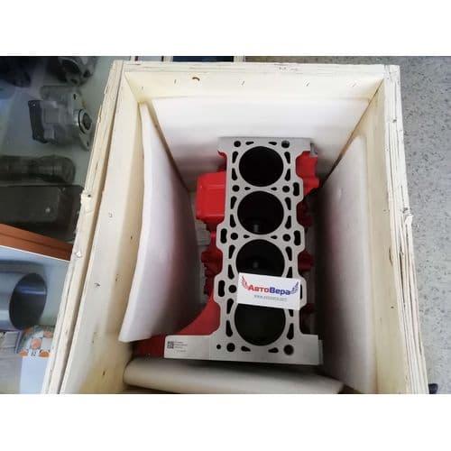 Блок цилиндров двигателя Cummins ISF 2.8, фото 3