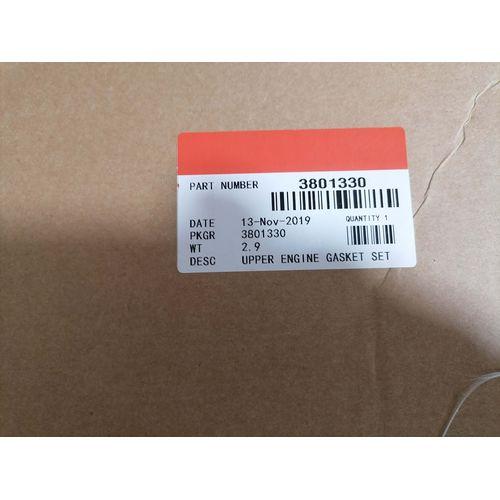 Комплект прокладок  верхний CUMMINS NTA-855 3801330, фото 2