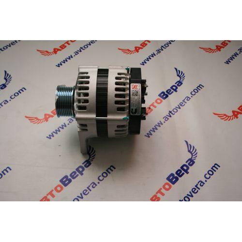 Генератор (12V 120A) двигателя Cummins -- Камминз ISF2.8, фото 3