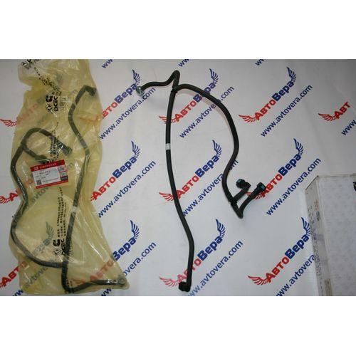 4943771 Трубка топливная обратка ISB, фото 2